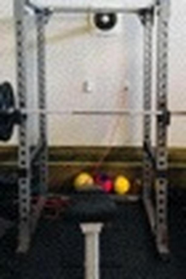 Body solid pro power rack commercial