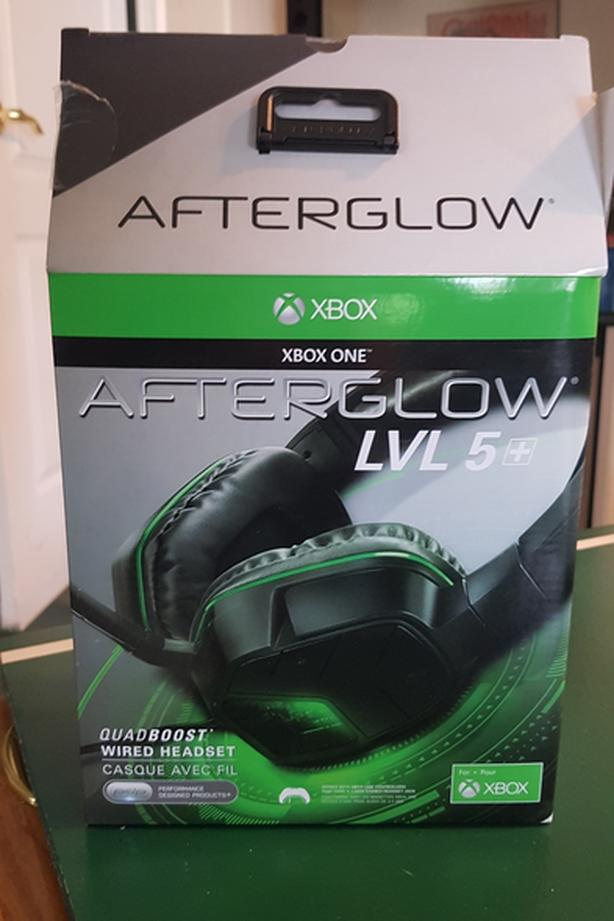 Afterglow Lvl 5 Headset Xbox Pc Mobile Central Saanich Victoria