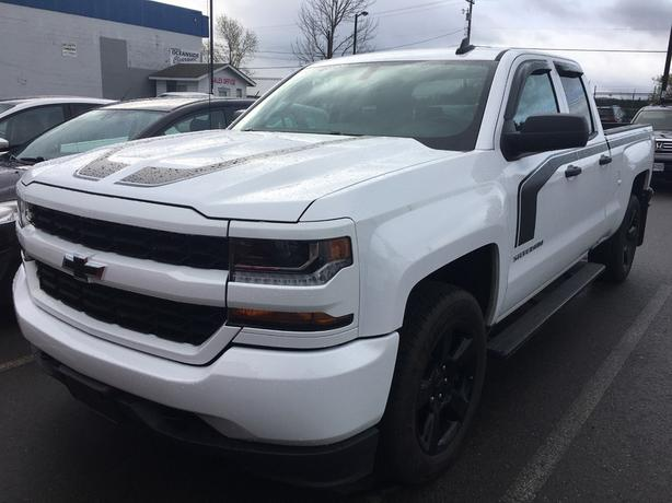 2017 CHEVROLET 1500 4X4 FOR SALE