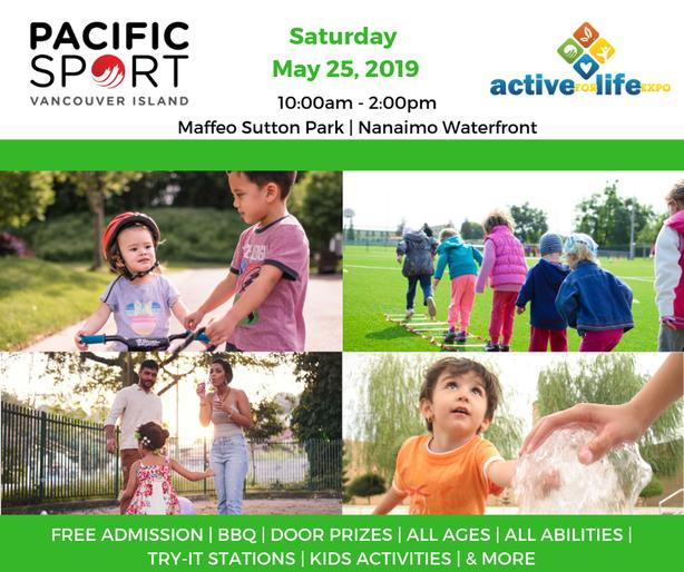 Active for Life Expo 2019