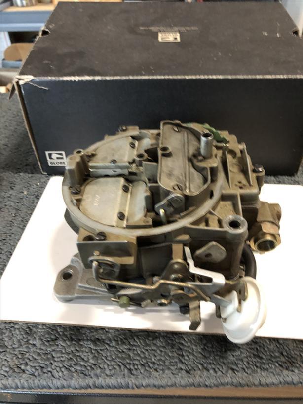 2 Chev 1971 Big Block Q Jet Carburators #7041200