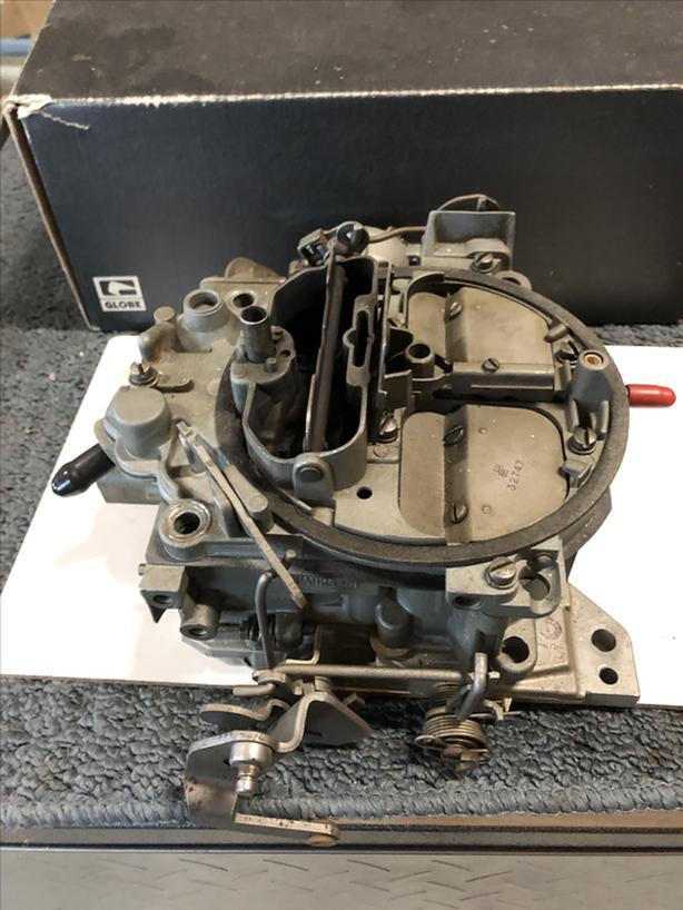 1979 Chev 350 Q Jet Carburator #17059203