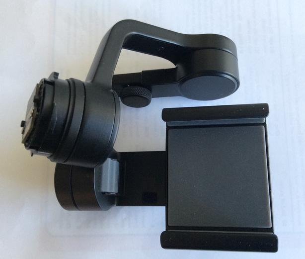 I PHONE adapter: GIMBO for Osmo handle