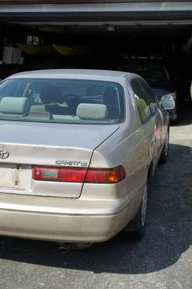 Used Toyota Camry 1997