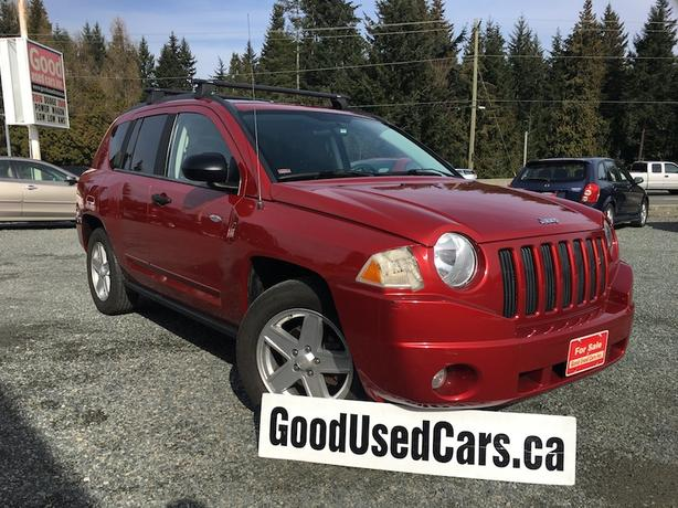 2008 Jeep Compass - Auto with only 157,000 KM