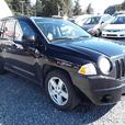 2007 Jeep Compass low Km unit selling at auction!