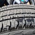 Bridgestone mag tires on rims