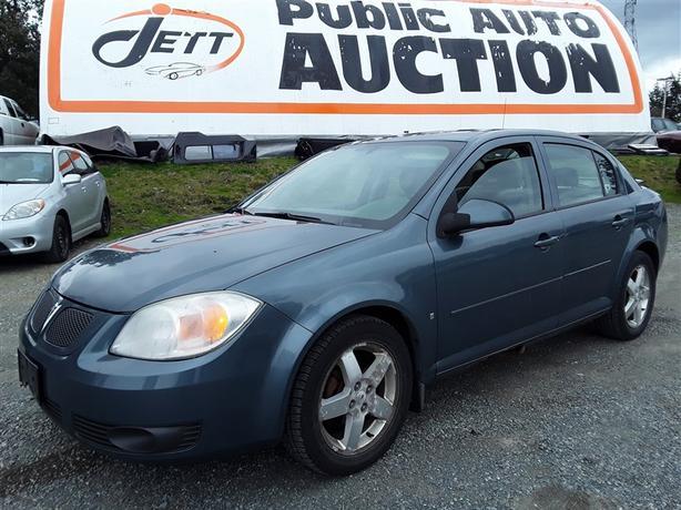 2006 Pontiac Pursuit SE selling at auction!