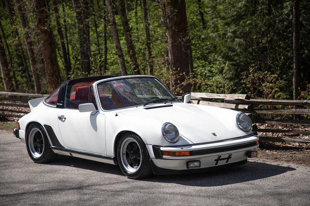1979 Porsche 911 SC Targa (Restored)