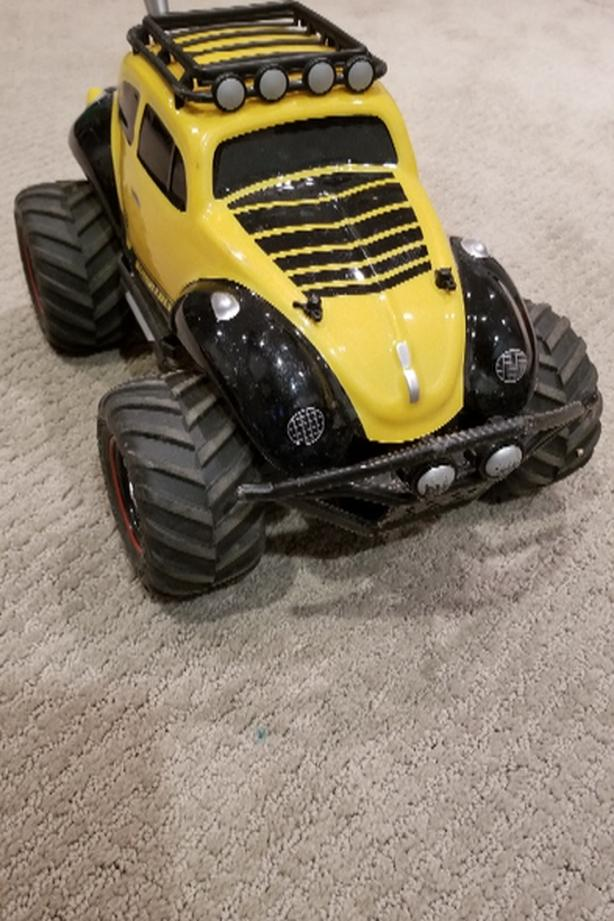  Log In needed $30 · Bumblebee Remote Control Car