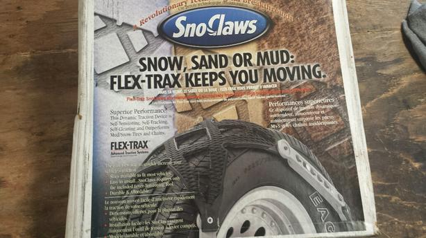 Sno Claw chains