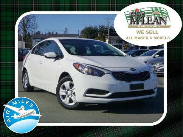 2016 Kia Forte LX Bluetooth Satellite Radio