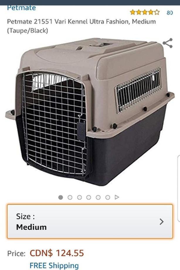 Med size Dog Crate