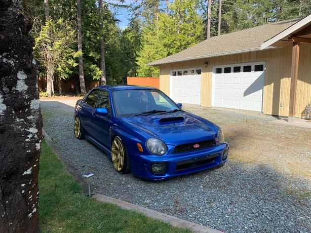 2002 Subaru WRX STI (JDM)