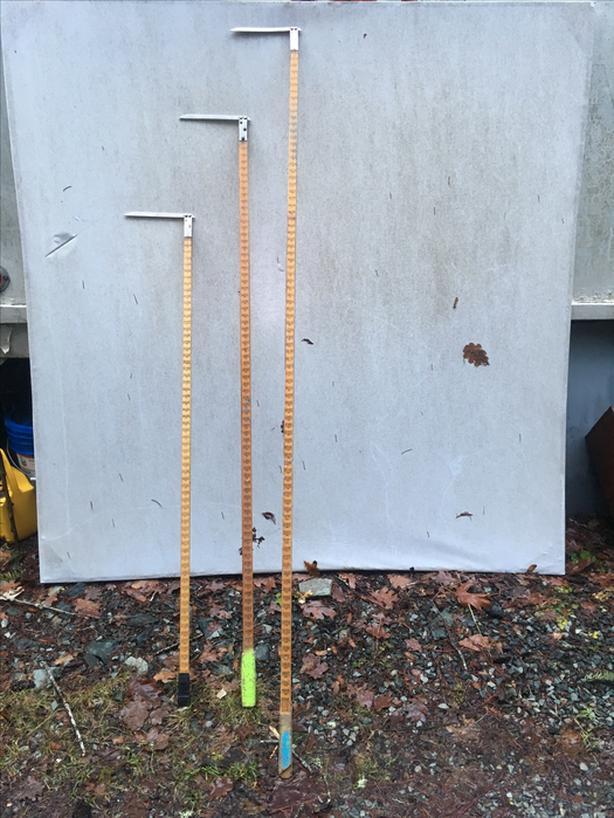 Log scaling sticks