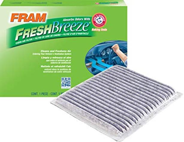 FRAM CF9846A Fresh Breeze Cabin Air Filter