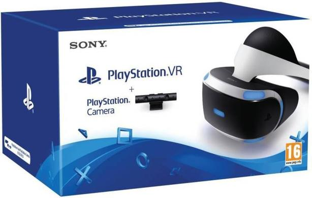 PRICE DROPL Mint Playstation VR kit, with Astro Bot Rescue Mission