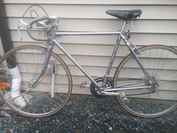 Vintage Apollo Road Bike
