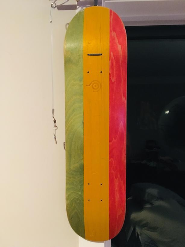 Rare skateboard deck
