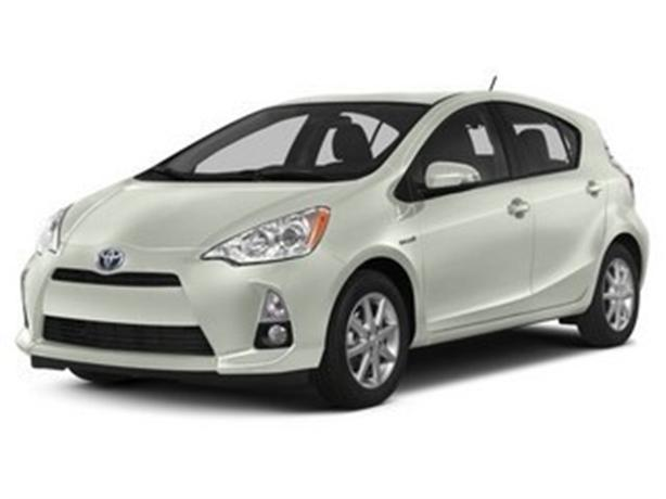 2014 Toyota Prius C Technology No Accidents Local Victoria