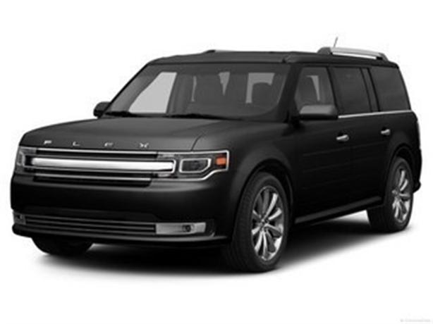 2014 Ford Flex SEL AWD No Accidents