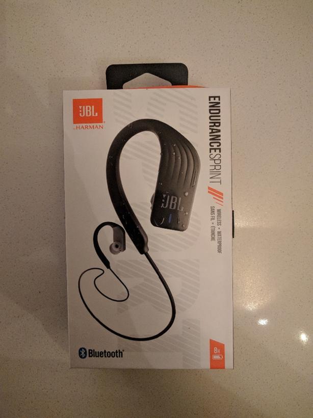JBL Sprint Bluetooth Sport Waterproof Headphones