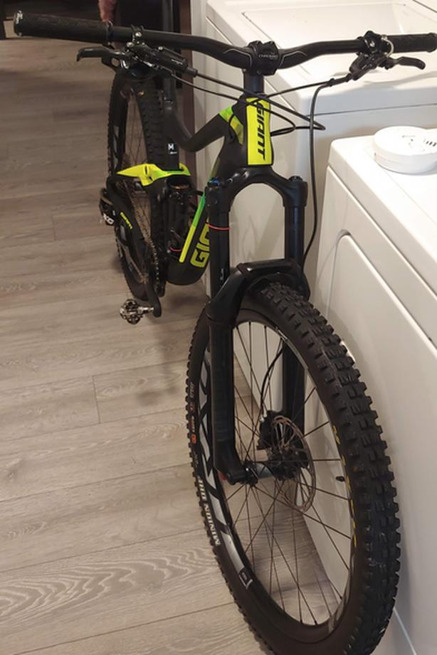 2018 Giant Trance Advanced 0 - Medium