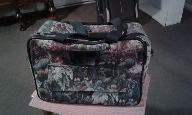 Atlantic Carry On Bag - stylish, excellent condition