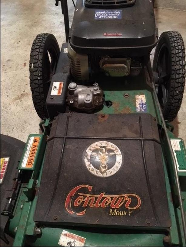 Heavy Duty Lawnmower