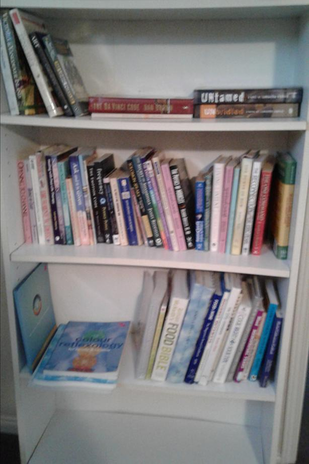 Cookbooks & Health Related...