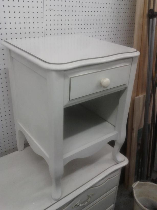 Wood Night Stand