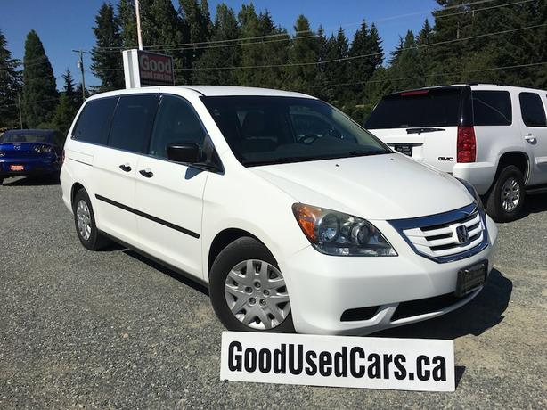 2008 Honda Odyssey LX - Very Clean with Cold A/C