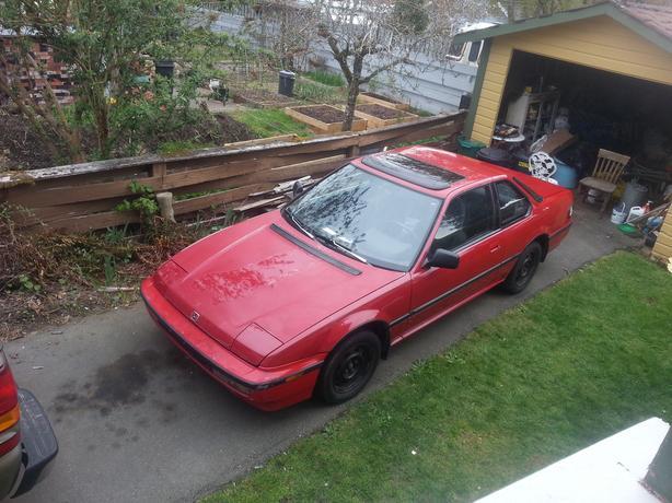 1990 Honda