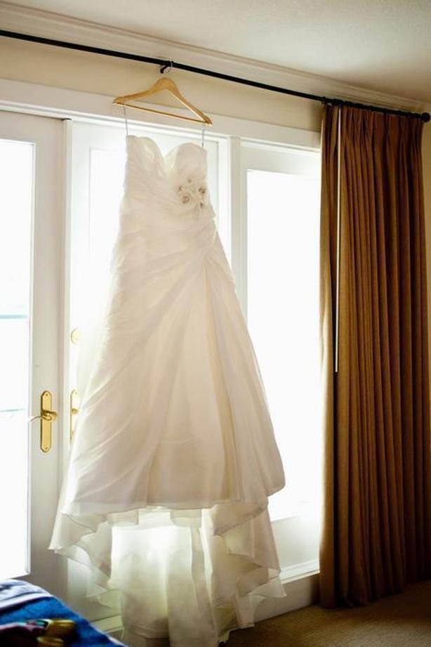 Maggie Sottoro Couture sweetheart wedding dress size 16