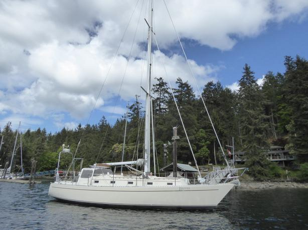 1982 Reliance 37ft offshore Cutter Rig.  Blue Water cruising live a board