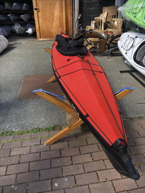  Log In needed $1,150 · Feathercraft K-Lite Plus Folding Kayak