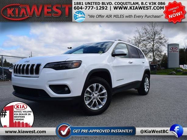 2019 Jeep Cherokee North 4x4 2.4L