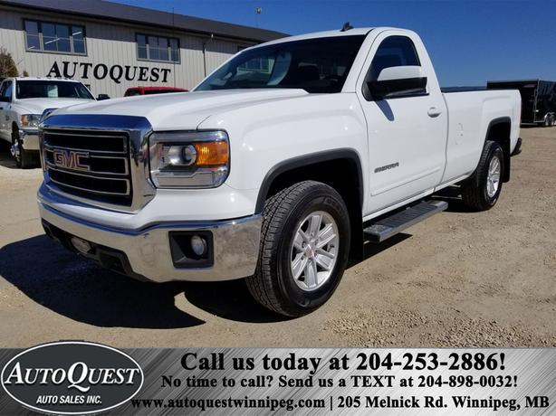 2014 GMC Sierra 1500 SLE - 5.3L, Cruise, Bluetooth, Backup Camera!