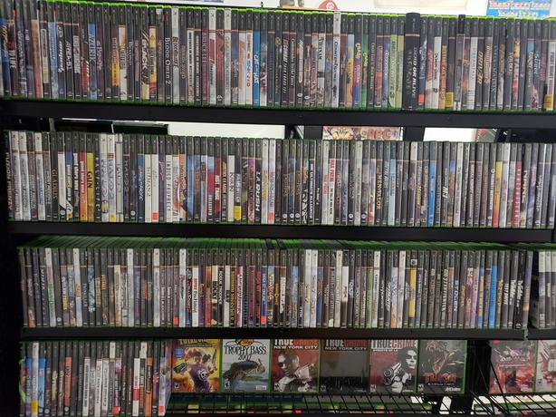 Xbox Games for Sale @ Hang & Play Video Games