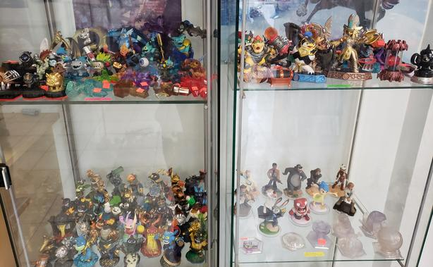 Skylanders & Infinity Characters for Sale @ Hang & Play Video Games!