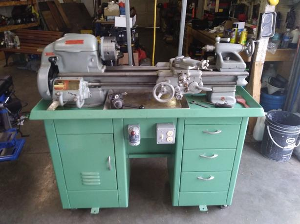  Log In needed $2,600 · South Bend Lathe