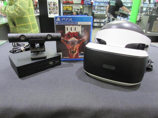 PS4 VR Headset Central Nanaimo, Nanaimo