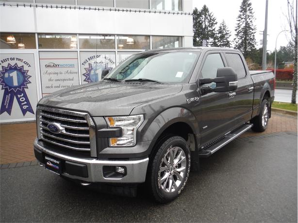 2017 Ford F-150 XLT Nav, Heated seats, 4WD