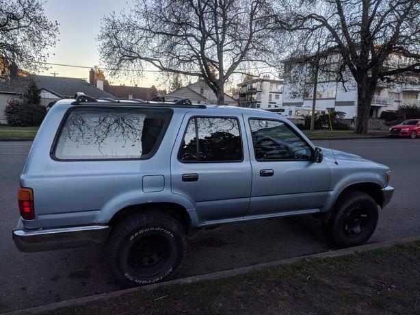  Log In needed $2,500 · 1990 Toyota 4Runner