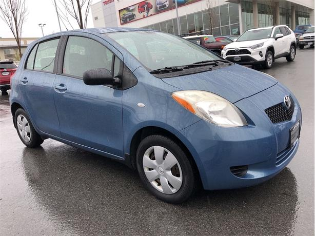 2007 Toyota Yaris LE No Accidents Local Victoria