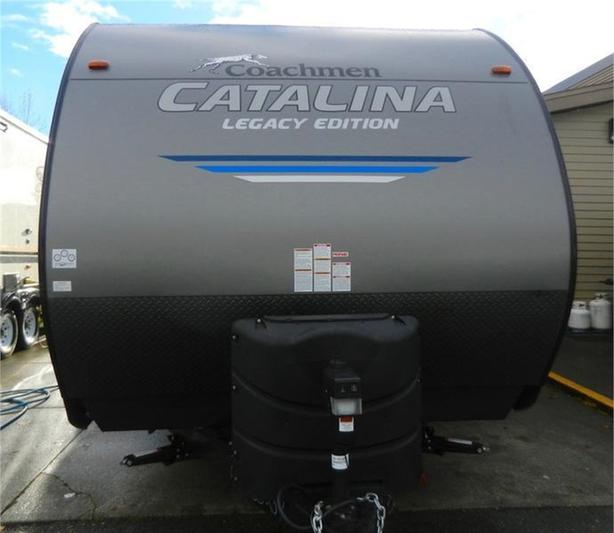 2019 Catalina Legacy Edition 273BHS -