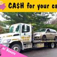 We buy scrap cars // Up to $1500* paid cash! // Can Also Donate