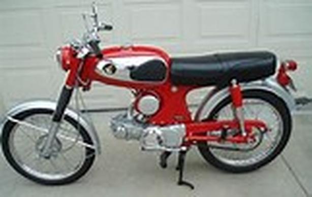 WANTED: Old Honda 90cc