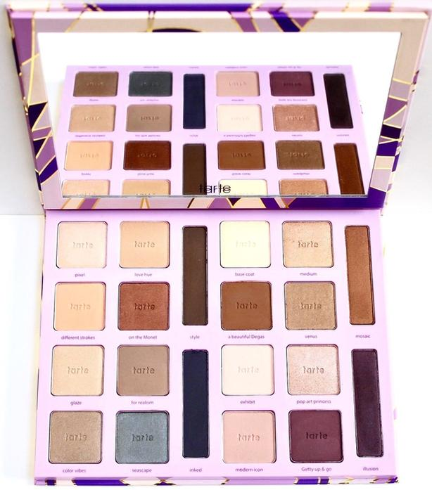 Tarte Colour Vibes Amazonian Clay Eyeshadow Palette (NEW)