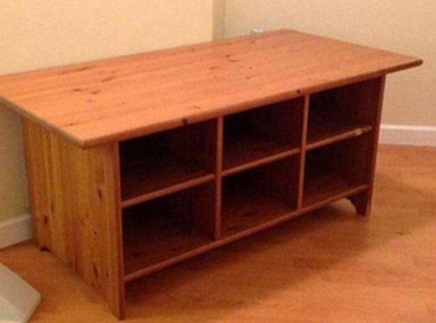 Enjoyable Log In Needed 45 Ikea Solid Wood Coffee Table Cjindustries Chair Design For Home Cjindustriesco